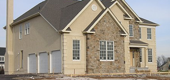 Stucco and stone combinations images for Stucco and siding combinations